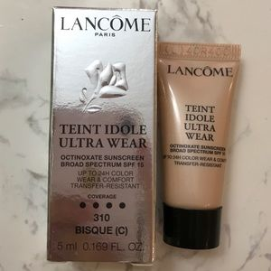 5 for $35 Lancôme Foundation